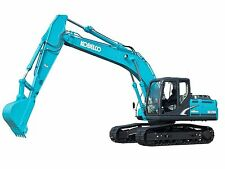 Kobelco SK200SR & SK200SRLAC  Excavator - Workshop Manuals