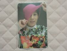 (ver. Taemin - Different Type) SHINee 3rd Album Chapter 1. Dream Girl Photocard