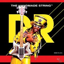 Dr Strings BZ-50 Bootzillas Bootsy Collins Heavy Bass Guitar Strings (50-110)