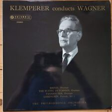 SAX 2347 Klemperer Conducts Wagner B/S