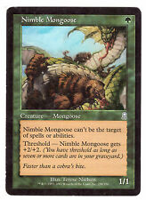 Magic – 1x Nimble Mongoose / Wendiger Mungo – Englisch – Odyssey