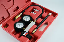 Cylinder leak detector tester compression leakage kit set petrol engine
