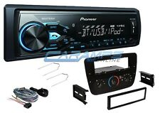 PIONEER BLUETOOTH CAR STEREO RADIO SMARTPHONE INTG & AUX/USB INPT W/ INSTALL KIT