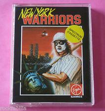 Sinclair ZX Spectrum-Virgen De Nueva York Guerreros 1990 * nueva!