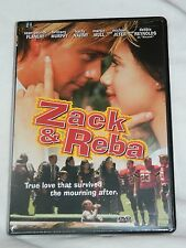 Zack and Reba DVD, 1998 VERY RARE BRITTANY MURPHY 1ST STARRING ROLE BRAND NEW