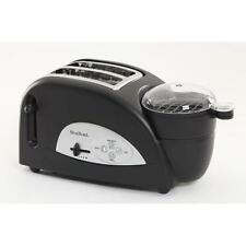 West Bend TEM500W Egg and Muffin Toaster New