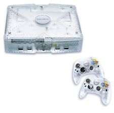 Xbox-Microsoft ► Xbox Limited Edition Crystal pack + Mashed ◄ 2 x Controller