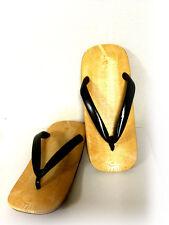 Japanese ZOURI Kimono Sandals YUKATA Men Setta Sandal  slipper Traditional Japan