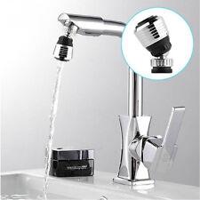 Filtro Grifo Atomizador Orientable Flexible Giratorio Fregadero Adaptador Agua