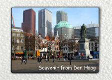 SOUVENIR OF DEN HAAG FRIDGE MAGNET -njy7Z