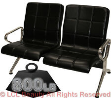 Waiting Room Reception Chair Bench Business Office Medical Spa Salon Equipment