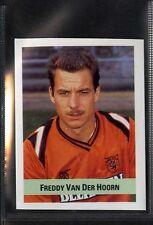 (Gq489-407) Sun, Soccer Sticker 90-91, #327 van der Hoorn, Dundee United 1990 EX