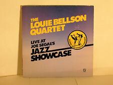 LOUIS BELLSON - Jazz Showcase ~ CONCORD 350 {nm orig} *1987*  w/John Heard  RARE