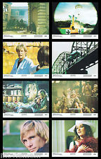 THE STUNT MAN Vintage Lobby Card set Peter O'Toole Steve Railsback
