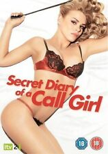 SECRET DIARY OF A CALL GIRL SERIES ONE 1 BILLIE PIPER WARNER UK REGION 2 DVD NEW