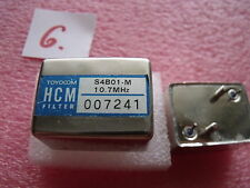 10,7 MHz  ,HCM  Crystal Filter S4B01-M