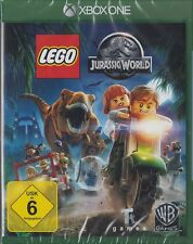 Lego Jurassic World - Microsoft Xbox One - NEU & OVP Deutsche Version!