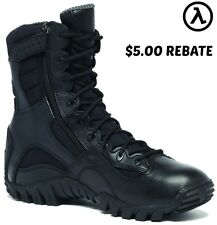 BELLEVILLE TR960Z KHYBER SIDE-ZIP HYBRID TACTICAL BOOTS * ALL SIZES - (R/W 3-16)