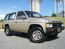 1991 Nissan Pathfinder 1-OWNER 4X4 HARDBODY ALL ORG CLEAN A NEAT WAGON