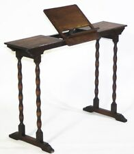 Antique Victorian Oak Lectern Reading Table - FREE Shipping [PL2679]