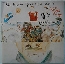 ★★LP DE**JOHN LENNON - WALLS AND BRIDGES (GIMMICK COVER /BOOKLET)★★21207