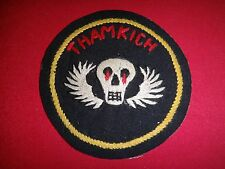 """Vietnam War Hand Made Patch ARVN Special Forces Recon Force """"THAM KICH"""""""