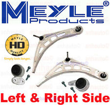 Meyle Heavy Duty Front Control Arm & Bushing Kit (Left & Right) BMW E46