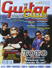 GUITAR CLUB 1 2003 Toto Ted Nugent Jimi Hendrix Lou Reed ZZ Top Marcus Miller