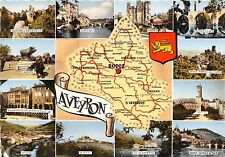 BR13255 Aveyron Map cartes geographiques  france