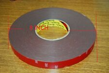 3M 4229P 20mmx33m Acrylic Foam Double Sided Tape Strong Adhesive A434