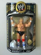 WWE Classic Superstars DUSTY RHODES Autographed Signed Wrestling Figure Dream