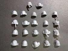 Warhammer 40k Blood Angels Tactical Squad x22 Shoulder Pads Bits