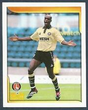 MERLIN 1999-PREMIER LEAGUE 99- #104-CHARLTON ATHLETIC-RICHARD RUFUS IN ACTION