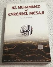 HZ. MUHAMMED VE EVRENSEL MESAJI UNIVERSAL NESSAGE OF MAHAMMED IN TURKISH
