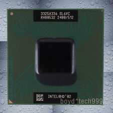 Intel Pentium 4-M SL6VC Single-Core CPU Processor 2.4 GHz 400 MHz Socket 478/N