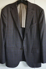 New Men Ermenegildo Zegna Mario's Wool Blazer Jacket SZ 38 $2450