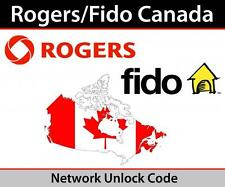 Rogers Fido locked  Blackberry Z10 Z30 Q5 Q10 Unlock Codes Fast Roger Fido only