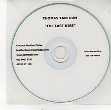 (EH66) Thomas Tantrum, The Last Kiss - DJ CD