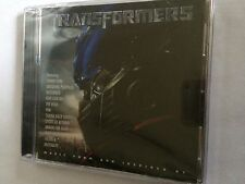 Transformers: The Album (2007) CD Brand New and Sealed