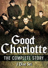 GOOD CHARLOTTE New 2016 COMPLETE CAREER DOCUMENTARY & BIOGRAPHY DVD & CD SET
