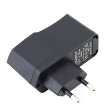 Black AC 100-240V 0.3A DC 5V 2A EU Plug USB Power Supply Adapter Charger BY