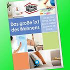 RTL II - ZUHAUSE IM GLÜCK   DAS GROSSE 1x1 DES WOHNENS   Tipps und Tricks (Buch)