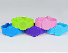 20 PCS 13.56MHZ ISO 14443A Waterproof RFID Silicone wristband Bracelet