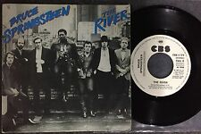 "Bruce Sprinsteen-The River.7"".Spain.Cbs.1981.Promo.A-1179.SINGLE"