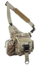 US ADVANCED Army MULTICAM Outdoor TACTICAL Combat SHOULDER HIPBAG Schultertasche