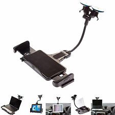 Dual Windscreen Suction Mount Car Kit Holder for Acer Iconia 1 / Tab 8 W Tablet