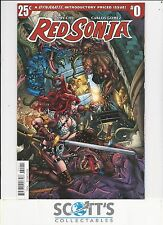 RED SONJA  #0  NEW  (BAGGED & BOARDED) FREEPOST