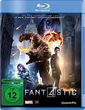 TIM BLAKE NELSON/KATE MARA/+ - FANTASTIC FOUR (2015)  BLU-RAY NEU