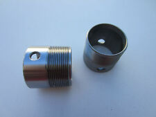 TRIUMPH EXHAUST SCREW PIPE ADAPTER T120 TR6 650cc BONNEVILLE TIGER 1963-71