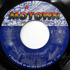The JACKSON 5 45 Hallelujah Day / You Made me What I Am MOTOWN label Soul MINT-